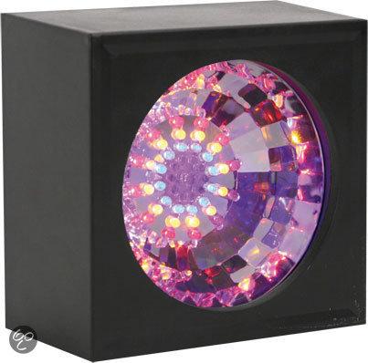 Led box disco