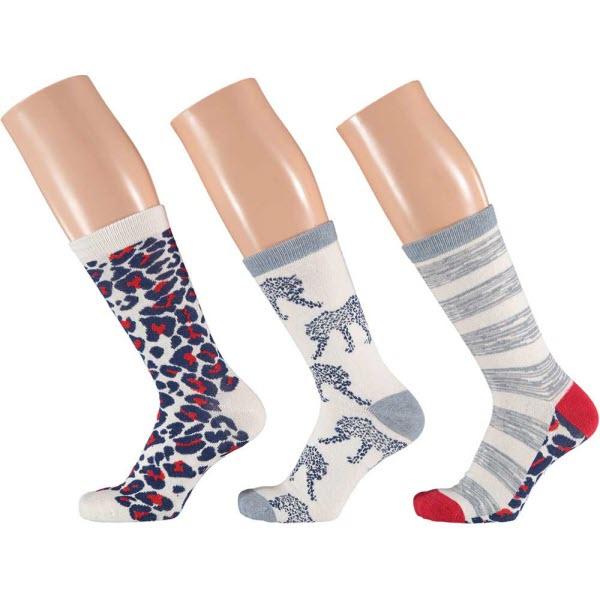 Tijger sokken dames