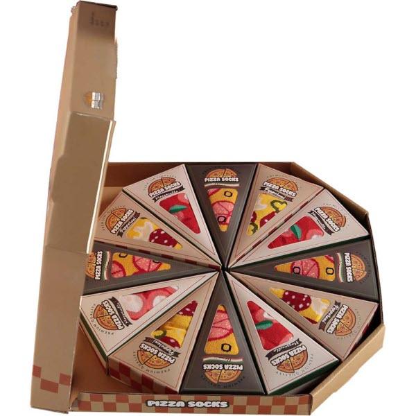 Sokken pizzapuntje