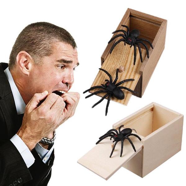 Fun box spin spiderbox