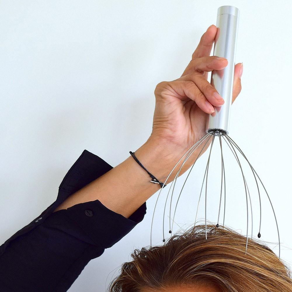 Massagespin met vibratie
