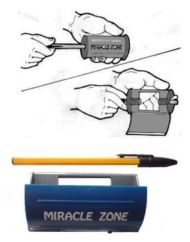 Miracle zone pen